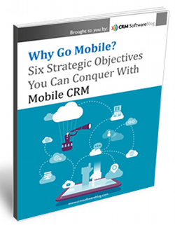 Six Strategic Objectives You Can Conquer With Mobile CRM