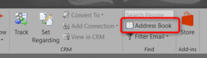 1 3 300x84 Setting your Default Address List for Microsoft Dynamics CRM