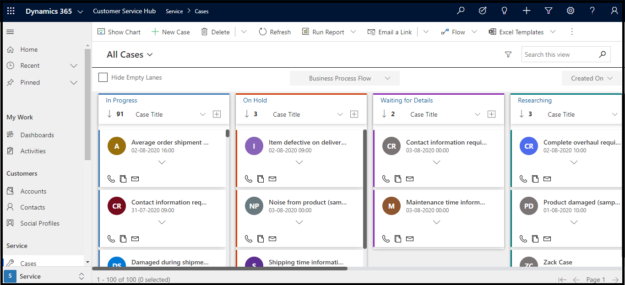 1 Unified Kanban views enables cross device compatibility for seamless data visualization 625x285 Never let your device hold back your work – Unified Kanban views enables cross device compatibility for seamless visualization of your data within Dynamics 365 CRM / Power Apps!