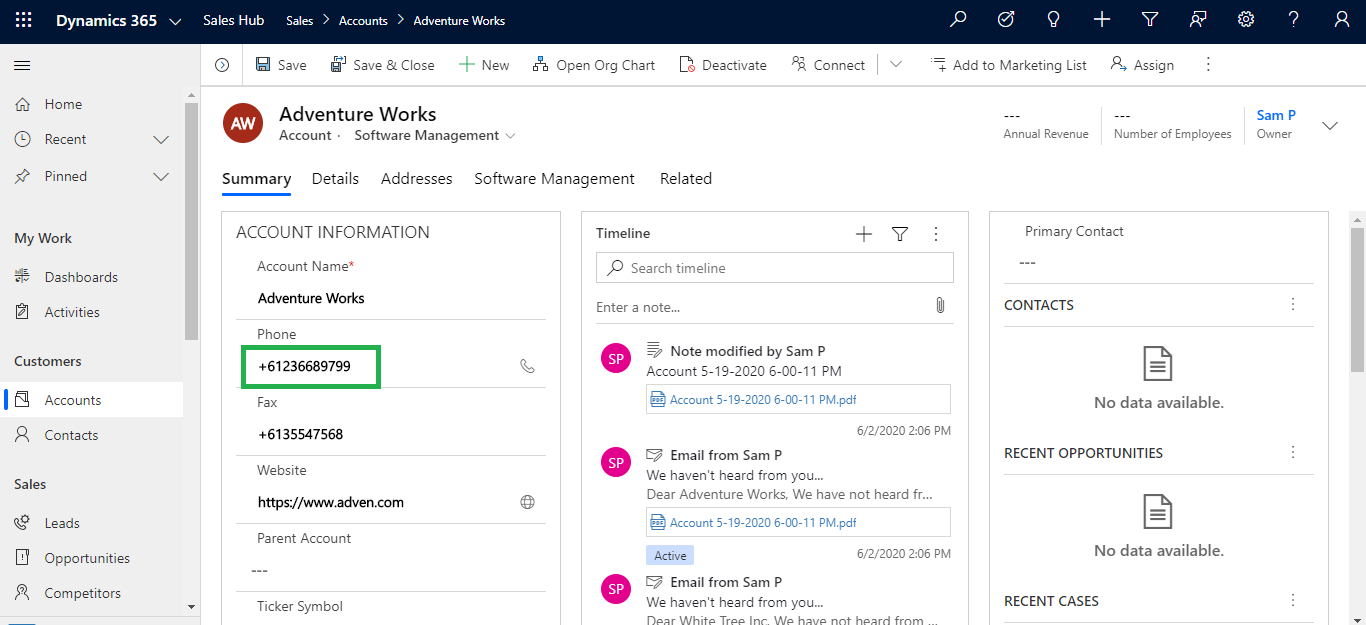 1Click to Undo changes in Dynamics 365 CRM – Restore changes done last in past and multiple records too 1 Click to Undo changes in Dynamics 365 CRM – Restore changes done last, in past and multiple records too!