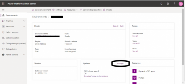How to manage Updates in Dynamics 365 - AhaApps