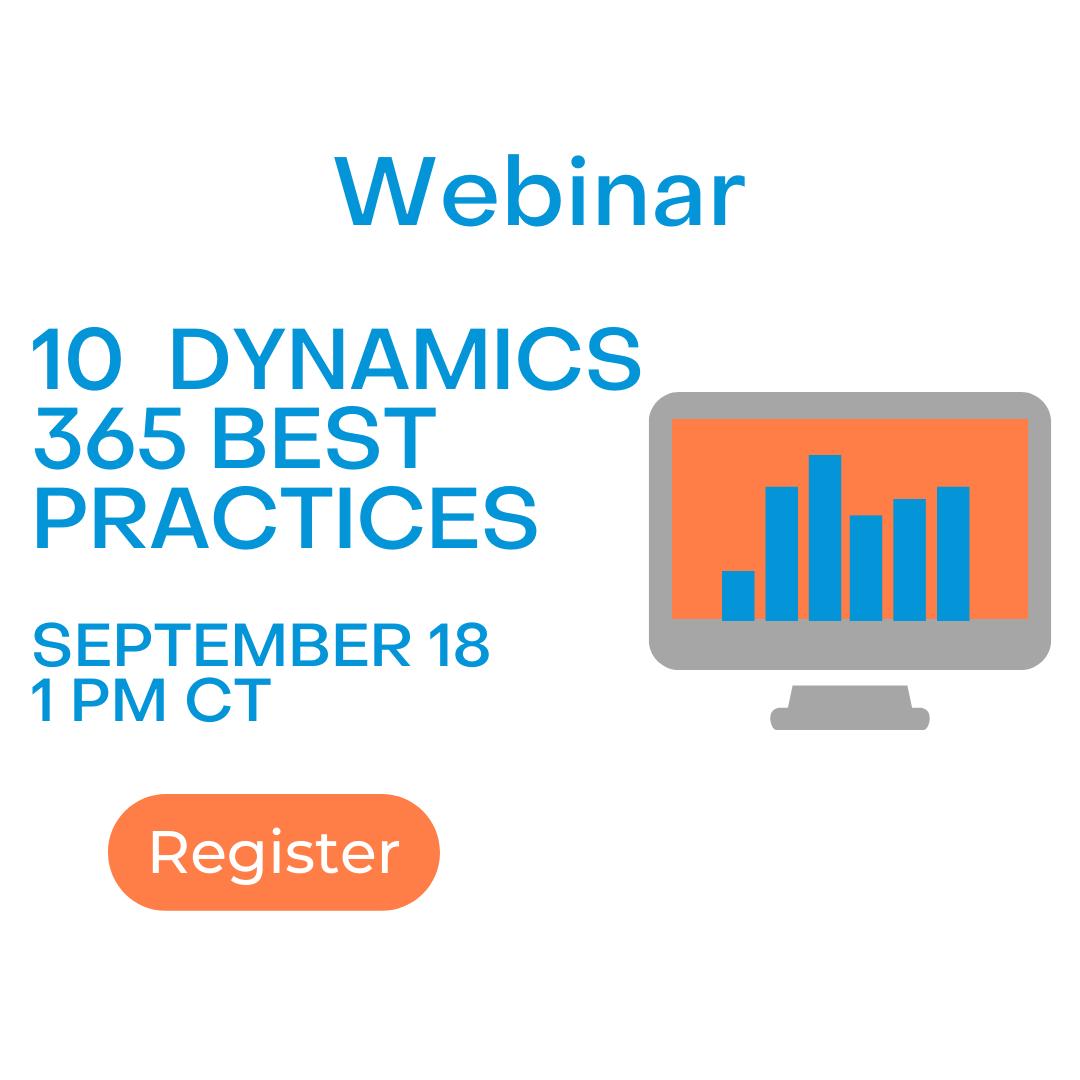 webinar | Dynamics 365 |enCloud9