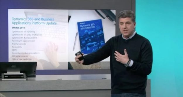Top TAKEAWAYS From the Microsoft Spring Release Event 2018