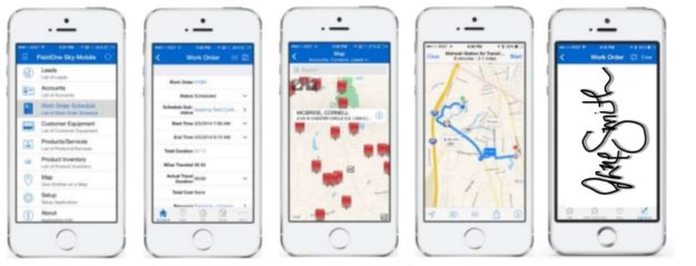 JourneyTEAM_Microsoft Partner_Field Service Mobile App