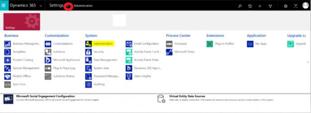 Plugin error log settings update in Microsoft Dynamics CRM - AhaApps