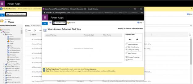 Advanced Find in Microsoft Dynamics CRM - AhaApps