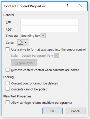8 2 Word Document Templates that use FetchXML for Complex Data Retrieval