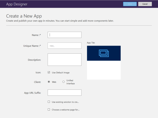 App Designer | Designing A Custom App For Dynamics 365 Crm Software Blog