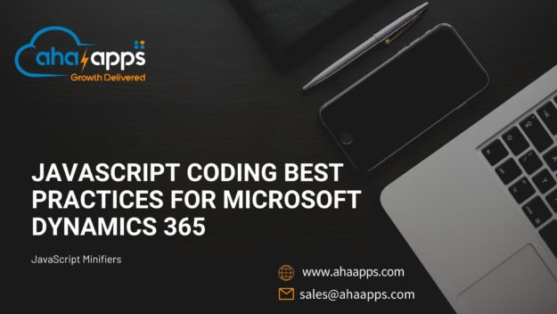 Javascript Coding Best Practices For Microsoft Dynamics 365