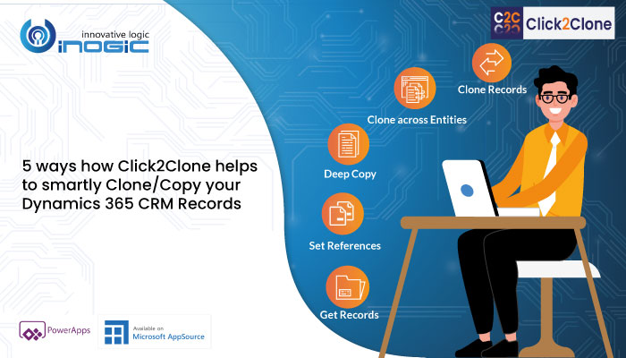 Clone Records Dynamics 365 Sales