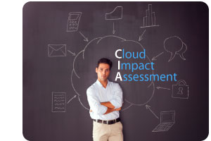 Request a Cloud Impact Assessment