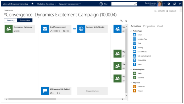 CRM 2013 Visual Design