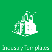 Industry Templates for Microsoft Dynamics CRM
