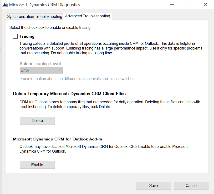 CRM for Outlook 2.1