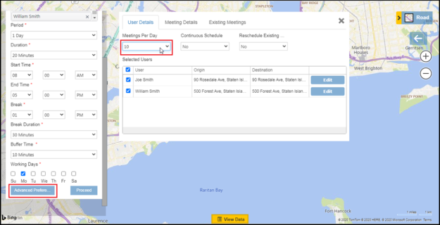 Complete Field Service Solution with Auto Scheduling, Optimized Routes, Check In-Out, Territory Management, Radius search, et al, within Dynamics 365 CRM / PowerApps!