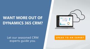 Dynamics 365 CRM Experts