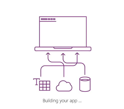 Create PowerApp Building your app screen Getting Started with PowerApps with Dynamics 365