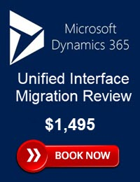 Dynamics 365 Unified Interface Review