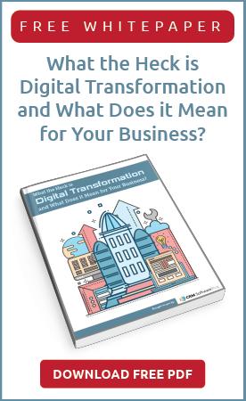 Digital Transformation Whitepaper Web Banner-CRM Software Blog