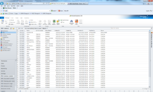 Display CRM records12