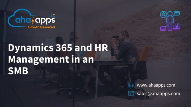 Dynamics 365 and HR Management in an SMB - AhaApps