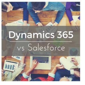 Dynamics 365 vs Salesforce