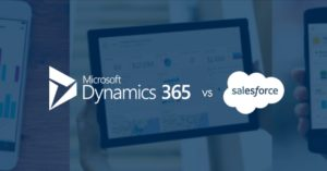 The Better CRM: Microsoft Dynamics 365 or Salesforce? Forrester study says Dynamics 365.