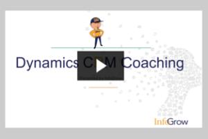 Dynamics CRM Coaching How to Fix Screen