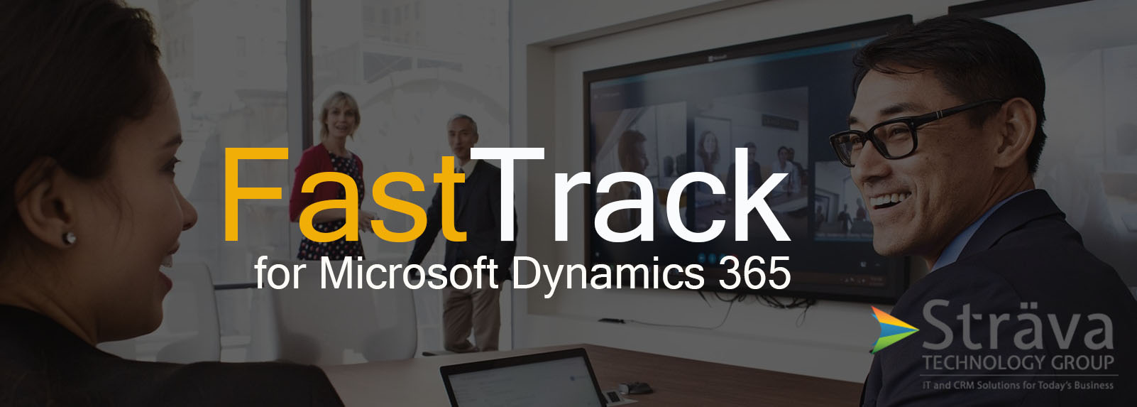 FastTrack for Microsoft Dynamics 365