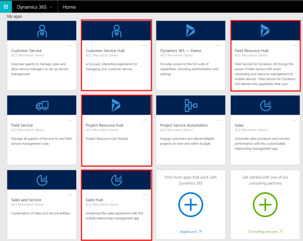 Understanding Dynamics 365 Hubs - CRM Software Blog | Dynamics 365
