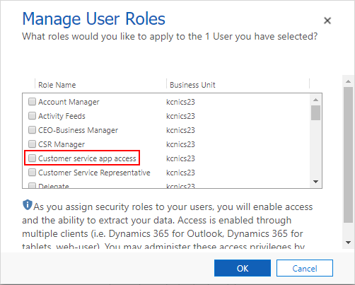Hub Access Security Understanding Dynamics 365 Hubs