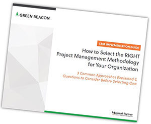 CRM Project Management Methodology Guide