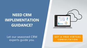 CRM Implementation Consultation