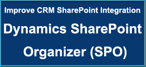 Linked in SPO Working together to improve Dynamics CRM and SharePoint Integration