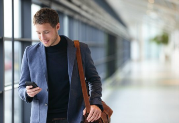Man on Phone 625x432 What to Avoid When Creating an Intranet