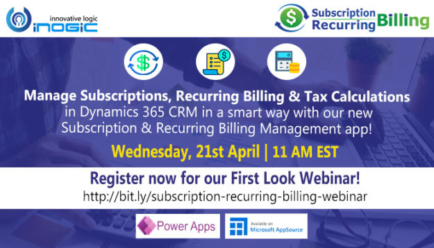 Manage Subscriptions, Recurring Billing & Tax Calculations (with Avalara)