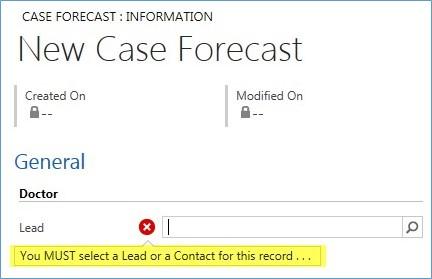 Microsoft Dynamics CRM Business Rules 2