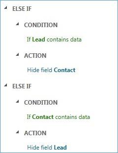 Microsoft Dynamics CRM Business Rules 3