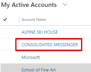 Microsoft Flow - Account Name is now uppercase