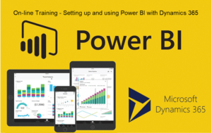 Training on setting up and using Microsoft Power BI with Dynamics 365