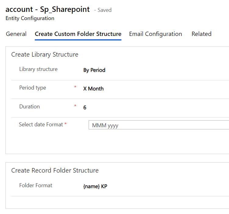 SSS Custom Folder