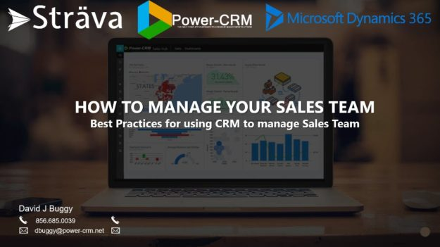 Sales Manager CRM Training