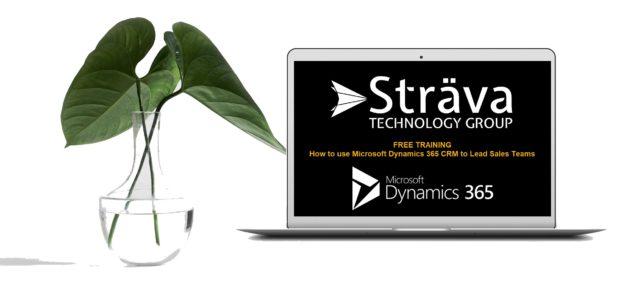 Microsoft Dynamics 365 CRM Training