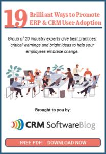 19 Brilliant Ways to Promote ERP & CRM User Adoption