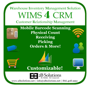 Inventory and Warehouse Management for Microsoft Dynamics CRM
