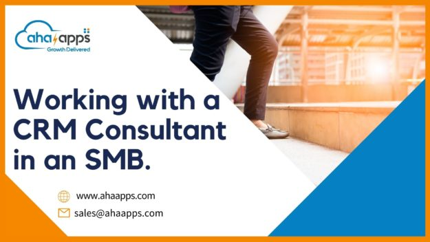 Working with a CRM Consultant in an SMB - AhaApps