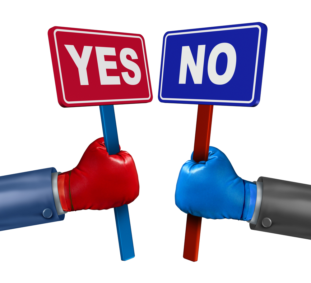 YesorNo Need Decision Maker Buy In on a Business App? We can help!