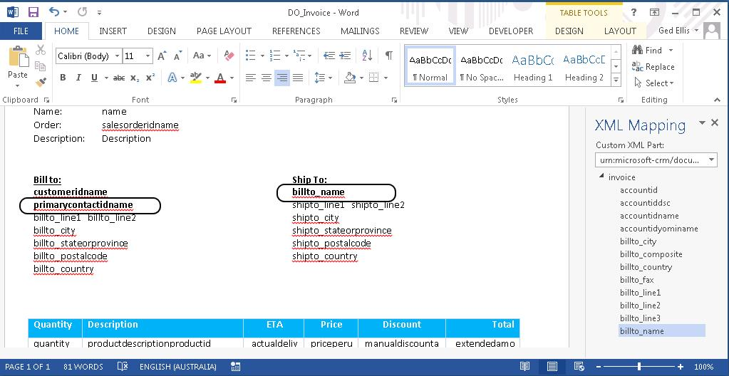 word 2016 how to find last documents worked on