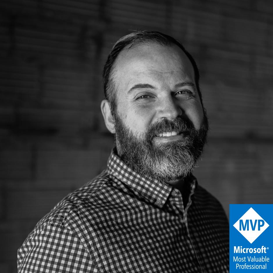 Aaron Back, Microsoft MVP