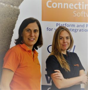 Ana Neto and anastasia Mazur - Connecting Software
